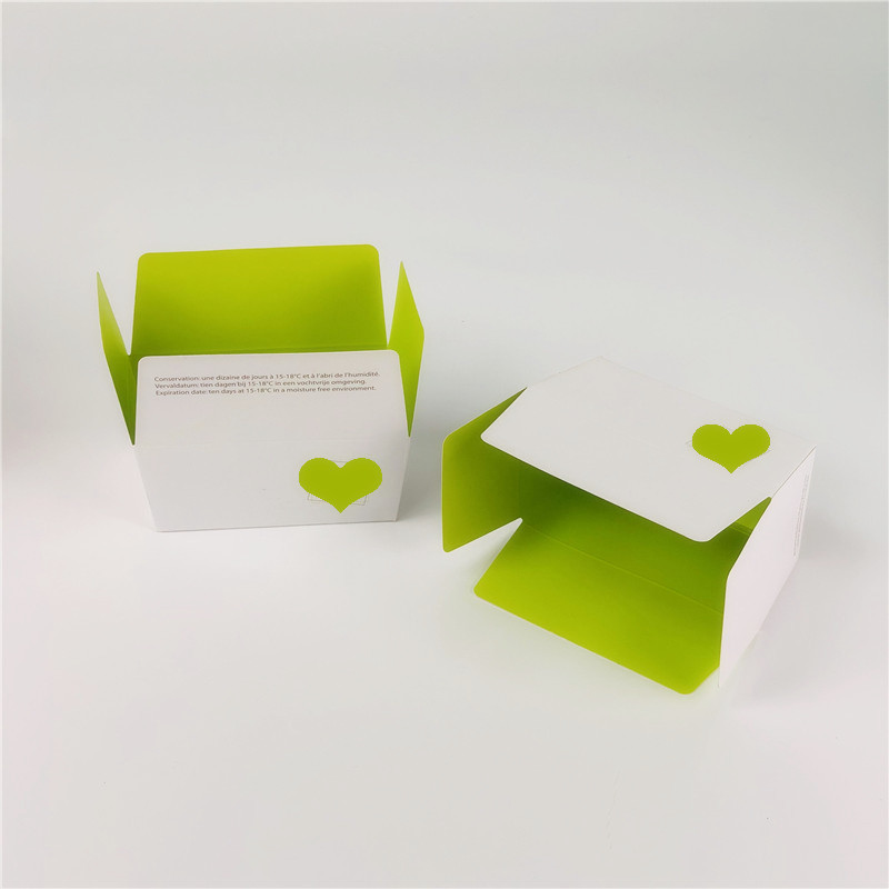 Green Chocolate Boxes
