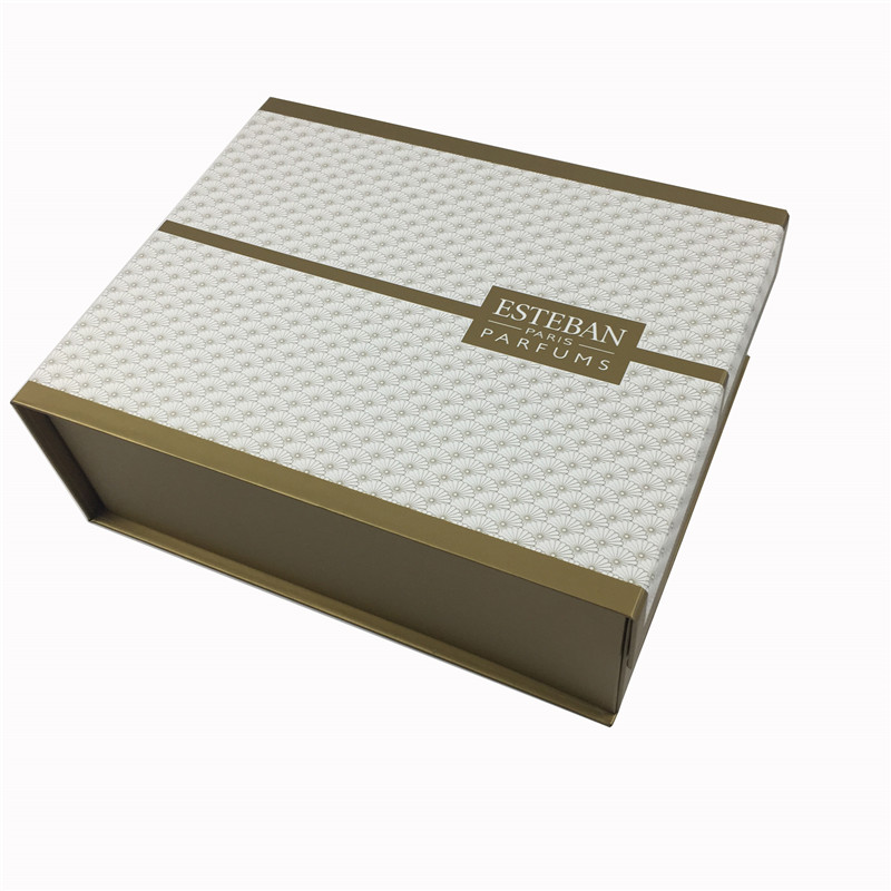 Luxury foldable cosmetic boxes