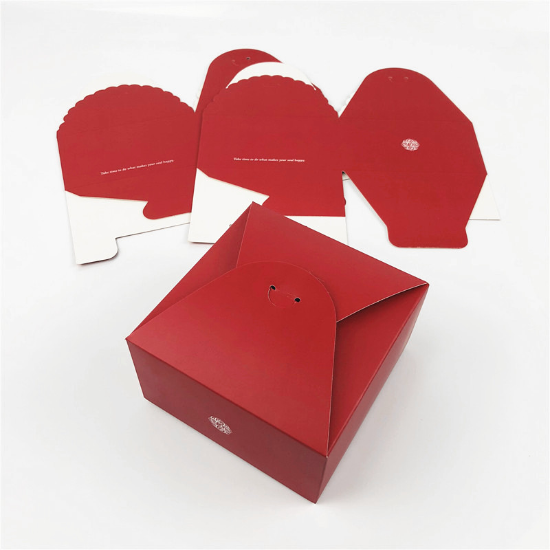 Cheap Folding Box for Cakes