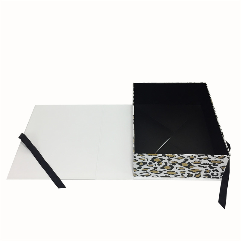 Luxury Foldable Box for Dress