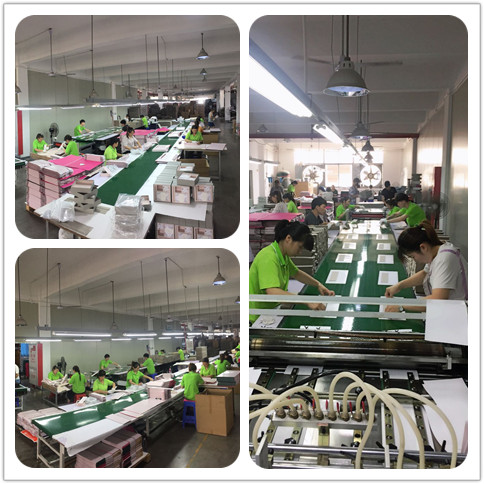 paper boxes production line