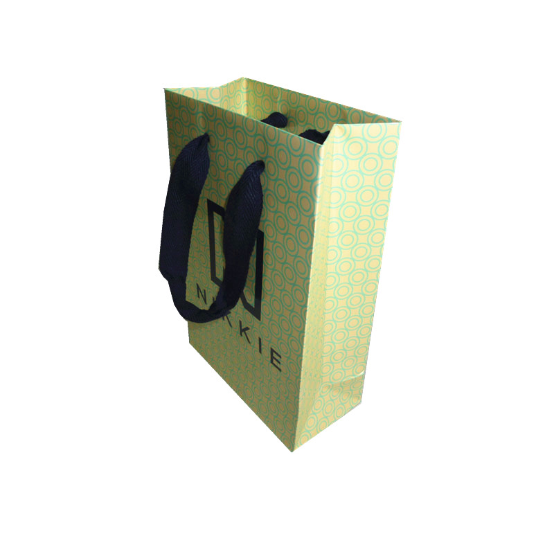 customized paper bag with handle