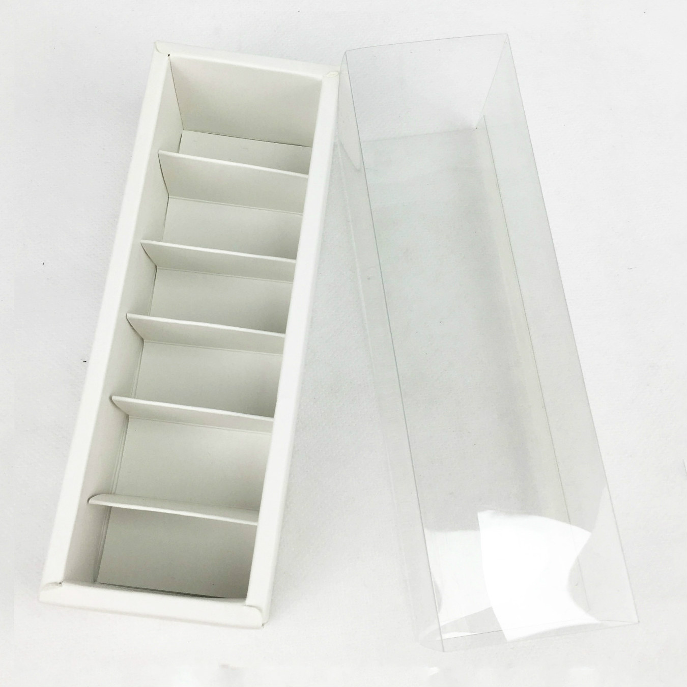 Folding Box With Clear Sleeve