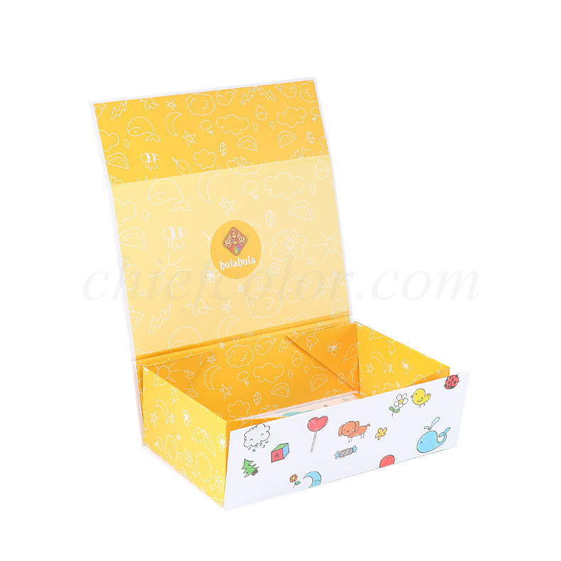 Rigid Foldable Paper Boxes