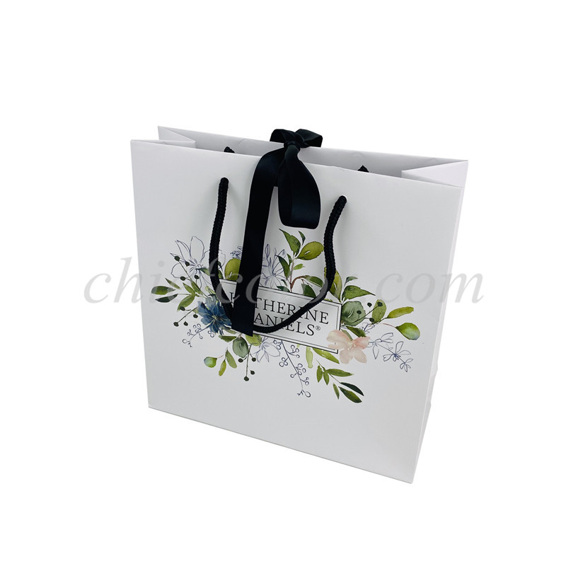 Bespoke Paper Bags with Handle