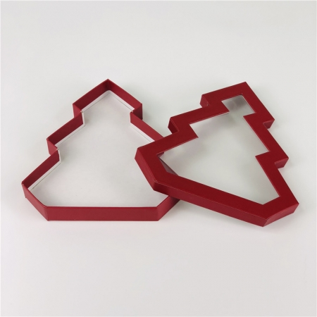 Tree Shaped Boxes for Christmas Gifts Packaging