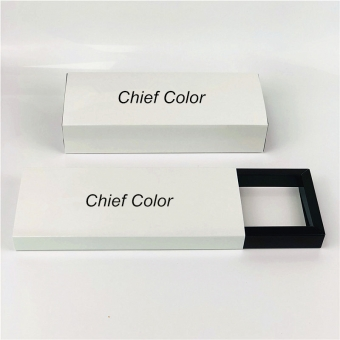 Colorful Slide Open Paper Gift Boxes
