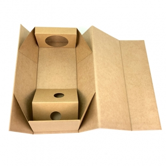 Folding Rigid Wine Box