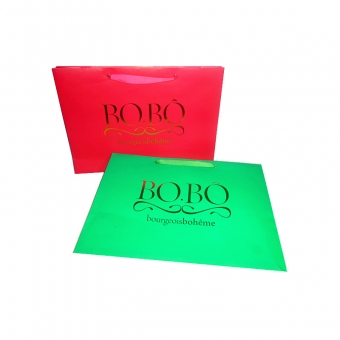 Luxury Laminated Paper Bags