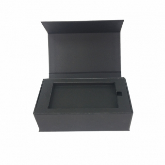 Laminated Black Gift Box