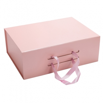 Collapsible Gift Boxes With Handle