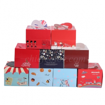 Cake Boxes Packaging