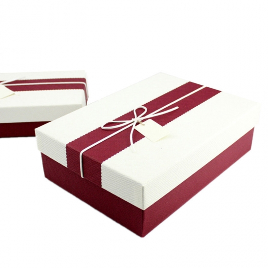 Deluxe Gift Box For Jewelry