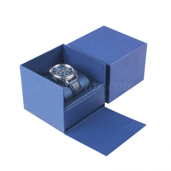 Luxury Rigid Set Up Boxes For Watches