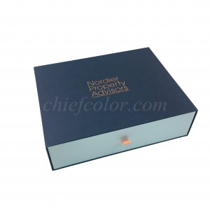 Customized Sleeve And Drawer Gift  Box Packaging