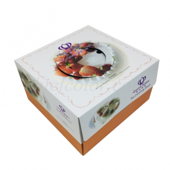 Cake Packaging Box Custom Bakery Boxes