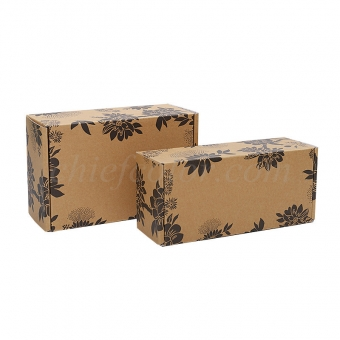 Corrugated Cardboard Shoes Boxes