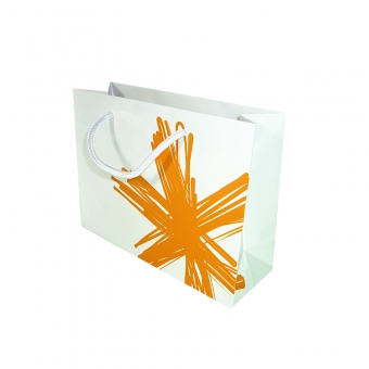 Bespoke Paper Bag With Handle