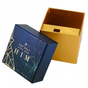 Bespoke Lift-Off Lid Rigid Paper Boxes