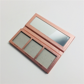 Cardboard Eyeshadow Palette With Mirror