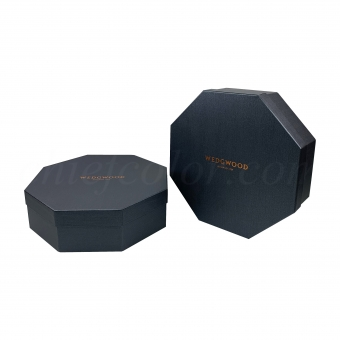 Octagonal Rigid Lid And base Box