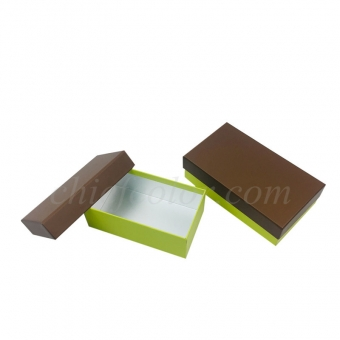 Rigid Box With base And Lid For Chocolate