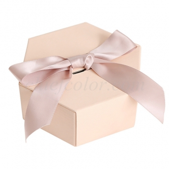 Custom Hexagonal Gift Box